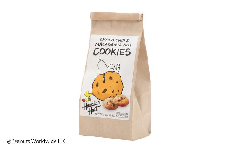 スヌーピーチョコチップクッキー