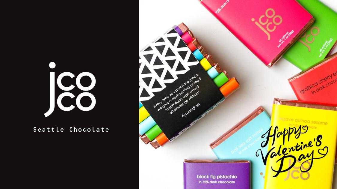 チョコレート シアトル