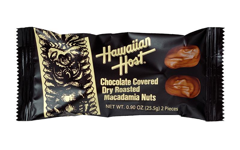 マカデミアナッツチョコレートTIKIバー